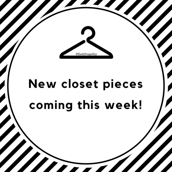 New inventory coming soon!